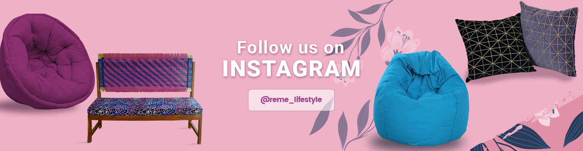 Reme Instagram Banner