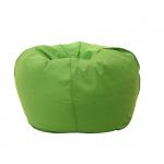 Green Organic Cotton Bean Bag Cover