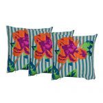 Set of 3 Cotton Cushion Cover