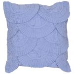 Set of 3 Cotton Contemporary Cushion Cover