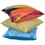 Set of 3 Digital Printed Cushion Covers