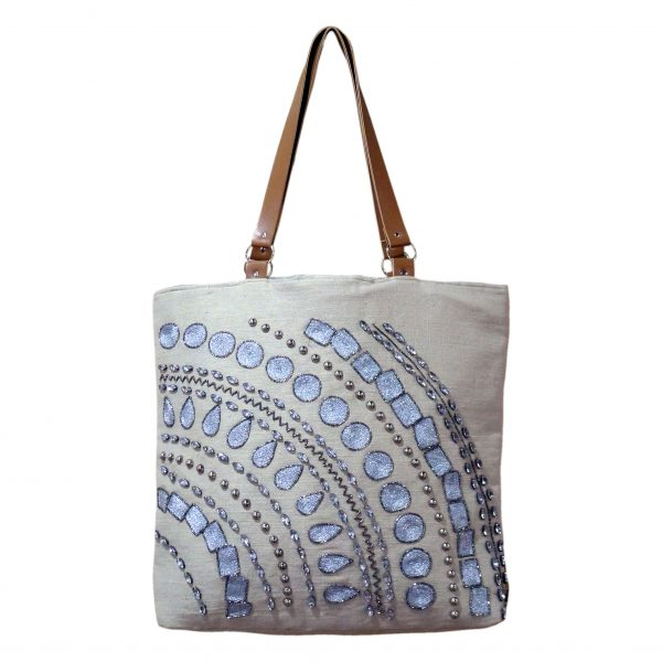 Zari Tote Bag for Women (ZIA)