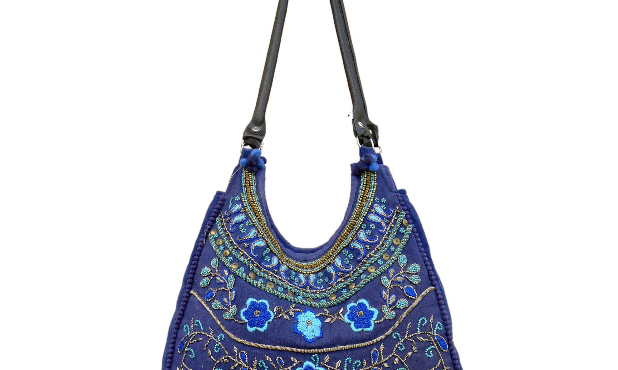 Blue Party Bag