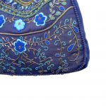 Blue Party Bag For Women (Pranchi)