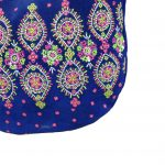 Women Blue Party Bag (PARAG2)