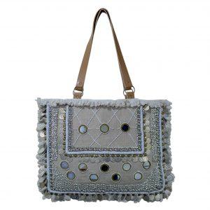 Exclusive Designer Cotton Handbags To Refashion Your Mien This Season