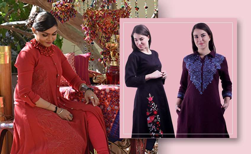 Trendy Indian Ethnic Wear - A Graceful Dose to Your Wardrobe
