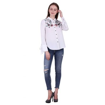 Women embroidery shirt