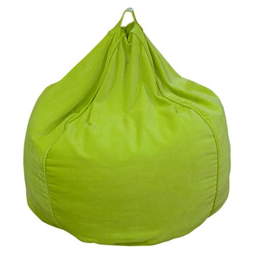 Uploaded ToGreen Organic Cotton Velvet Bean Bag Cover