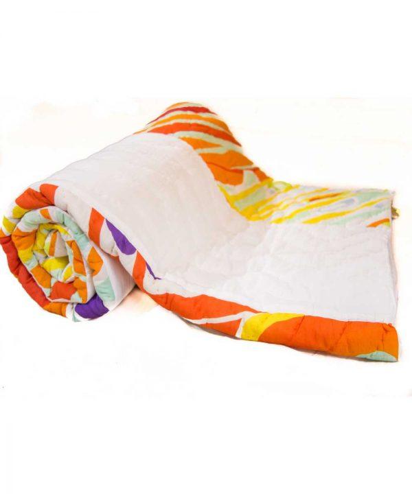 Jaipuri Cotton Voile Quilt