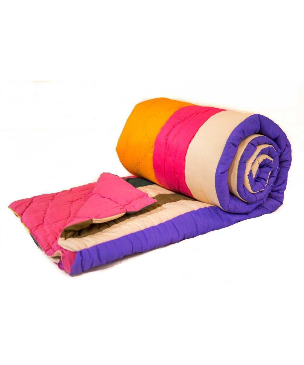 Pink Jaipuri Quilts