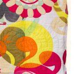 Digital Print Multicolor Black Jaipuri Cotton Voile Quilt