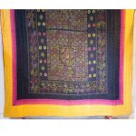 Multicolor- red Jaipuri Quilt