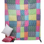 Geometric Patch Work Quilt-RHQ55 (3)