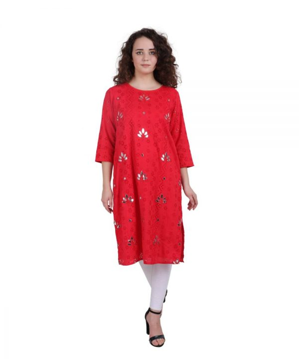 A-Line Kurta for women