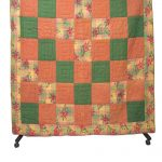 Geometric Patch Work quilt