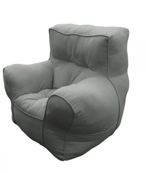 Grey Comfu Big Sofa