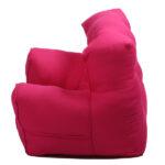 Magenta Organic Cotton Comfu kids Sofa