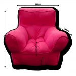 Magenta Comfu Big Sofa