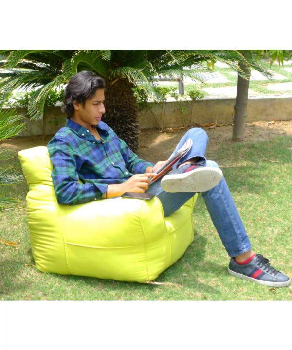 Yellow Adult Sofa