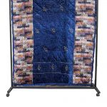 Velvet Patch work Quilt by REME