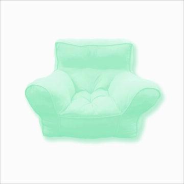 Organic Cotton Kid's Sofa REFH 216MEK